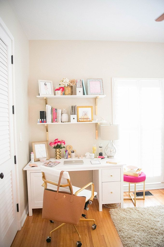 best ideas about small bedroom office on pinterest small new desk in bedroom ideas