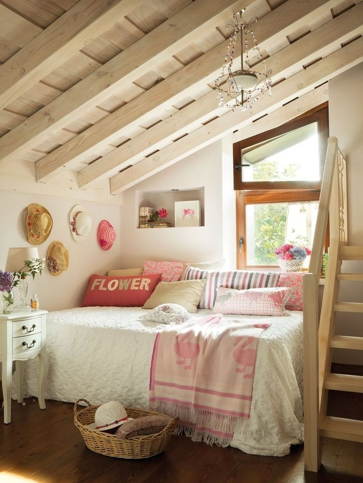 Best Images About Attic Rooms With Slopedslanted Ceilings On Cool Ideas For Attic Bedrooms