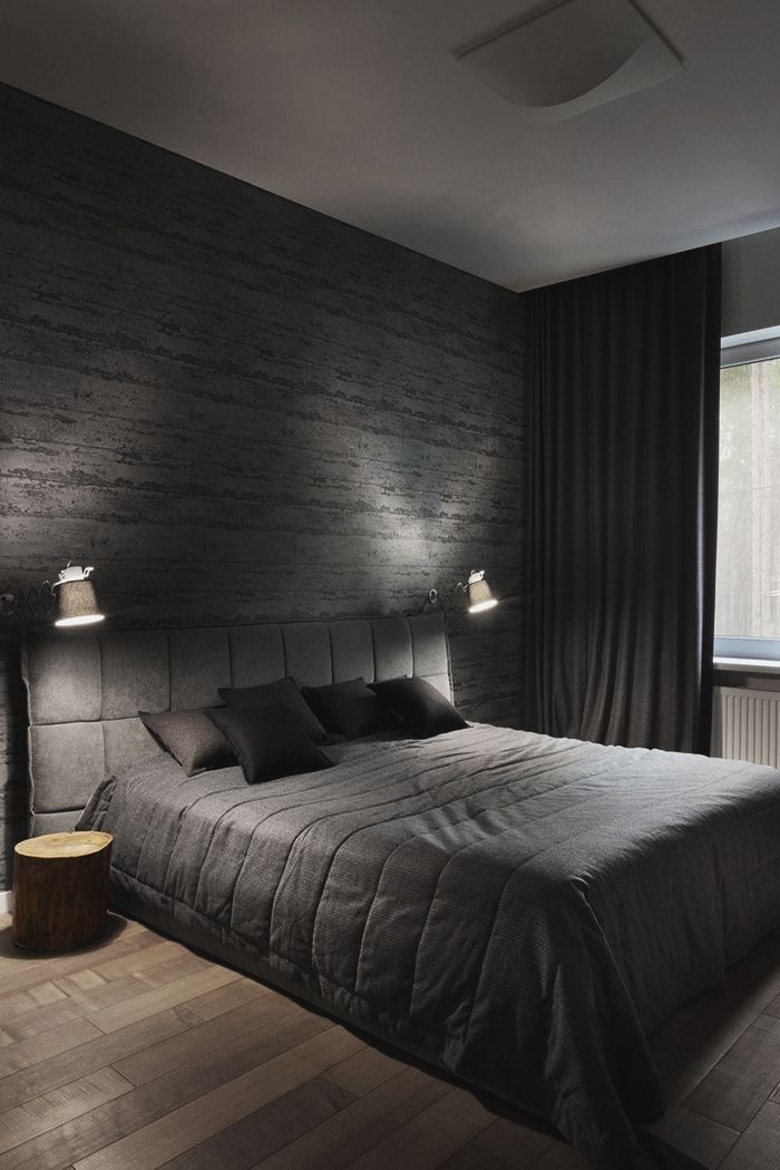 Best Men Bedroom Ideas On Pinterest Mans Bedroom Modern Contemporary Black Bedroom Ideas