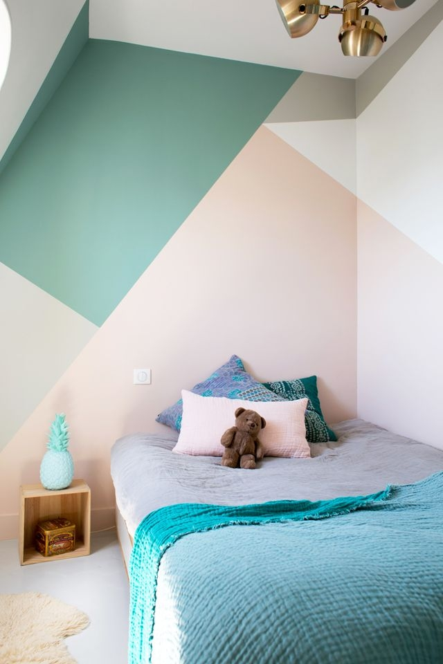 best wall paint patterns ideas on pinterest wall painting cool bedroom painting design ideas