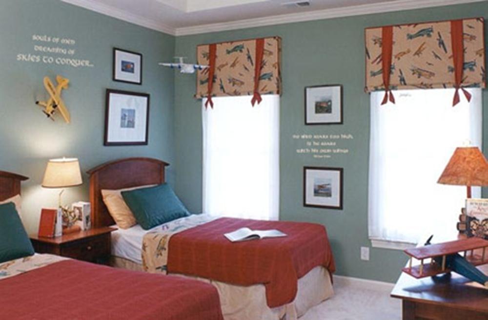 Boys Bedroom Colors For Walls Adorable Boys Bedroom Color Home Contemporary Boy Bedroom Colors