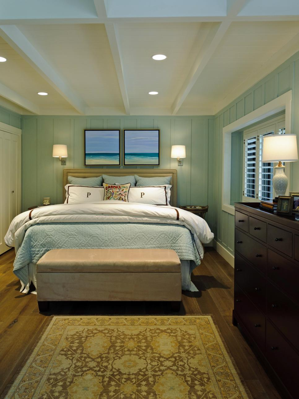 Coastalinspired Bedrooms Fascinating Beach Themed Bedrooms