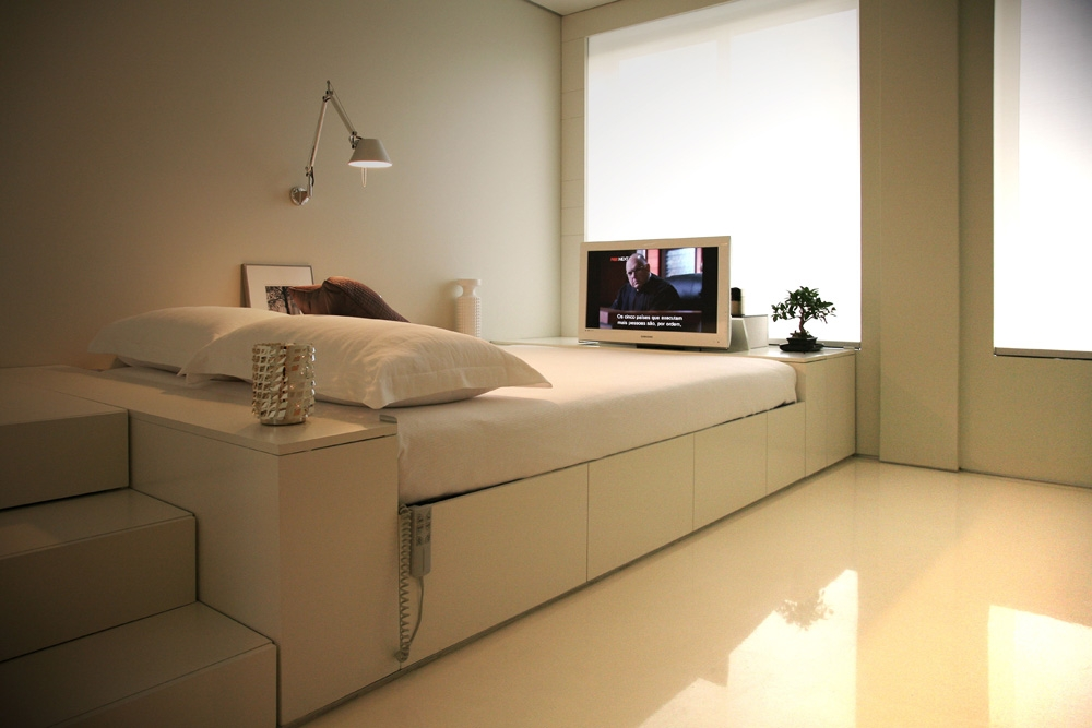 Compact Bedroom Furniture Designs Video And Photos Minimalist Compact Bedroom Design