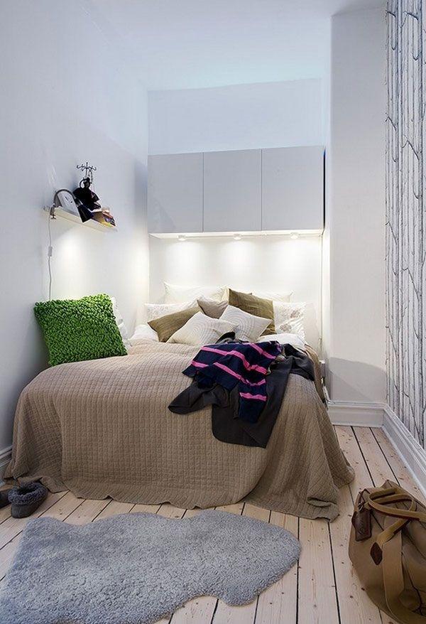 Design Ideas To Make Your Small Bedroom Look Bigger Elegant Bedroom Look Ideas