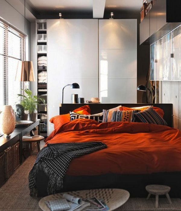 Design Ideas To Make Your Small Bedroom Look Bigger Unique Design A Small Bedroom