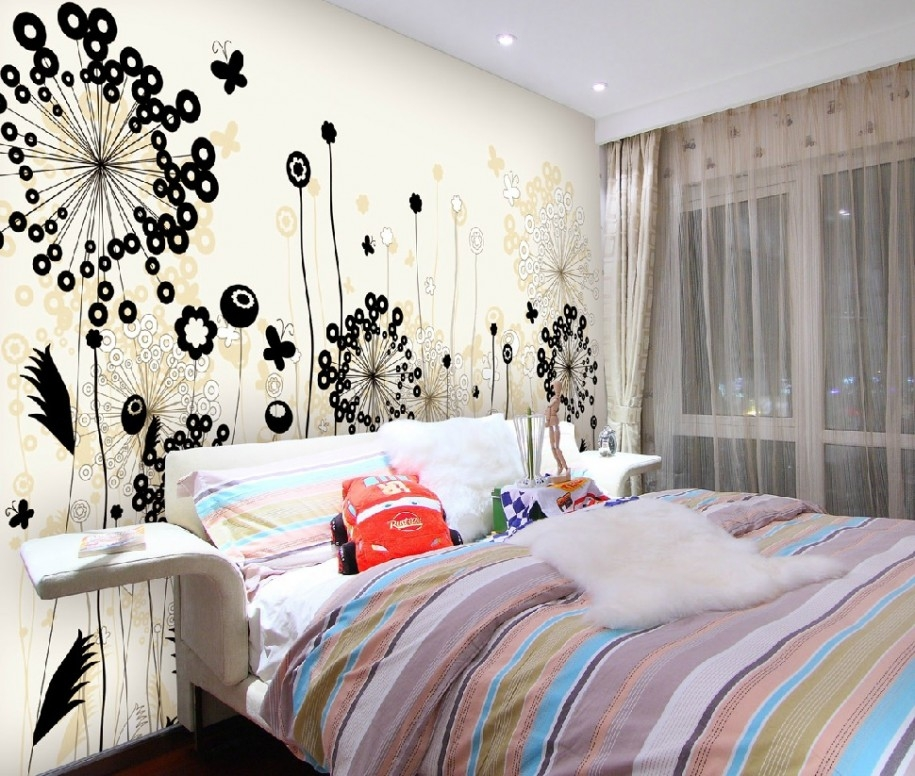 Designs For Walls In Bedrooms With Worthy Bedroom Wall Design Minimalist Design Bedroom Walls 1