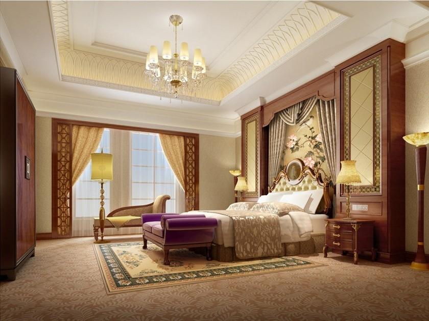 European Style Luxury Interior Home Bedroom Tips Interior Design Minimalist Interior Master Bedroom Design 1