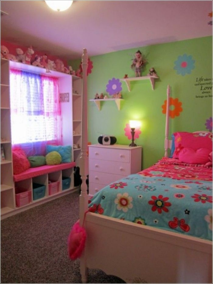 Girls Bedroom Decor Ideas Girls Room Ideas Great Ways To Simple Ideas To Decorate Girls Bedroom