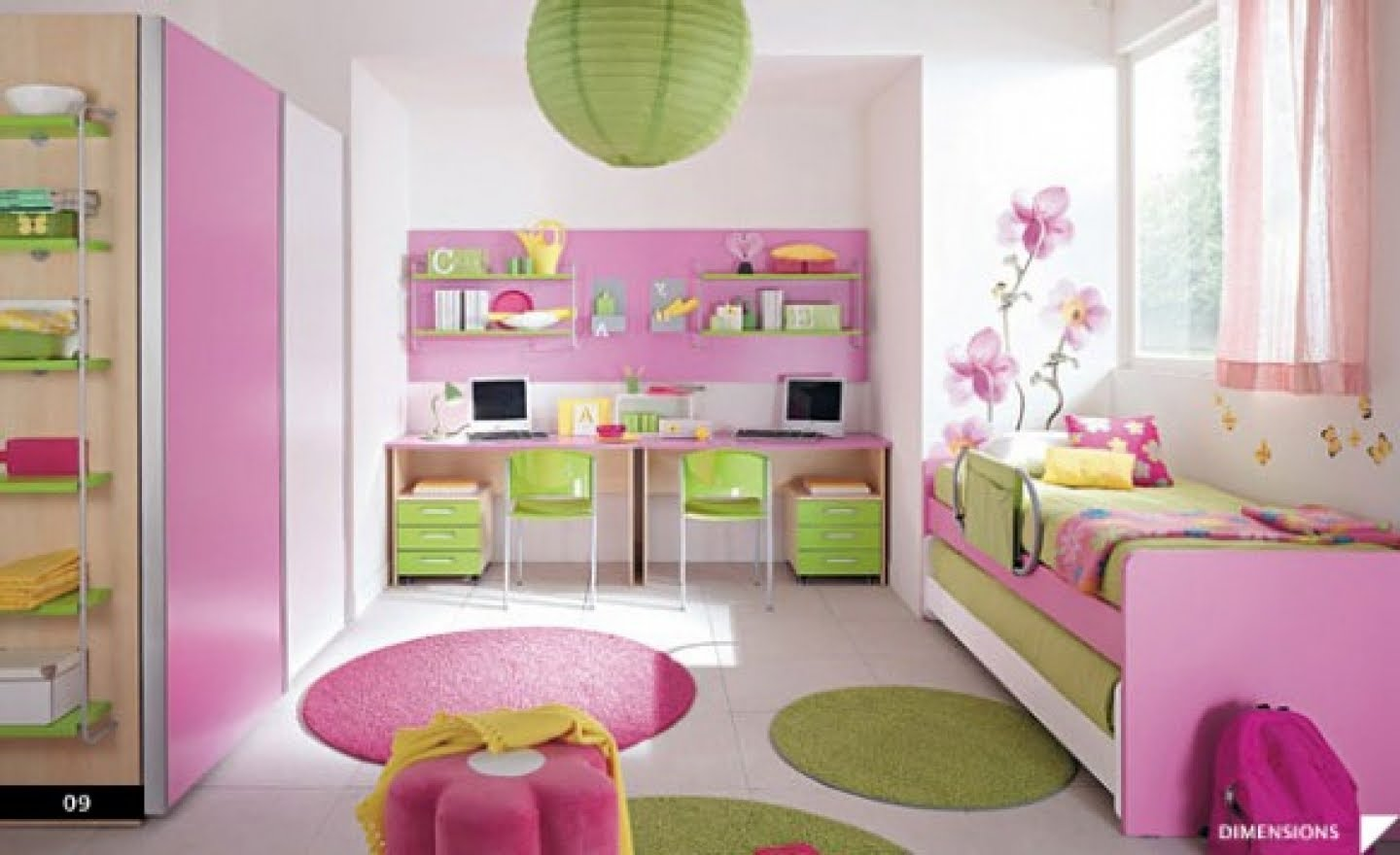Girls Bedroom Decorating Mesmerizing Bedroom For Girls