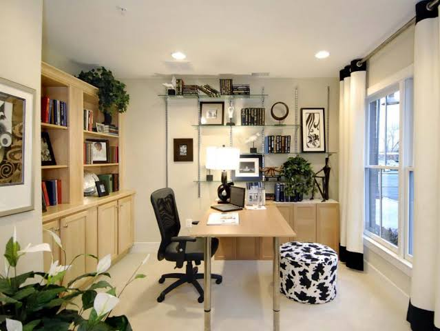 Good Home Office Lighting