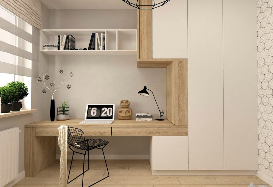 Home Office Minimalist Design That Sport Simple But Stylish Workspace