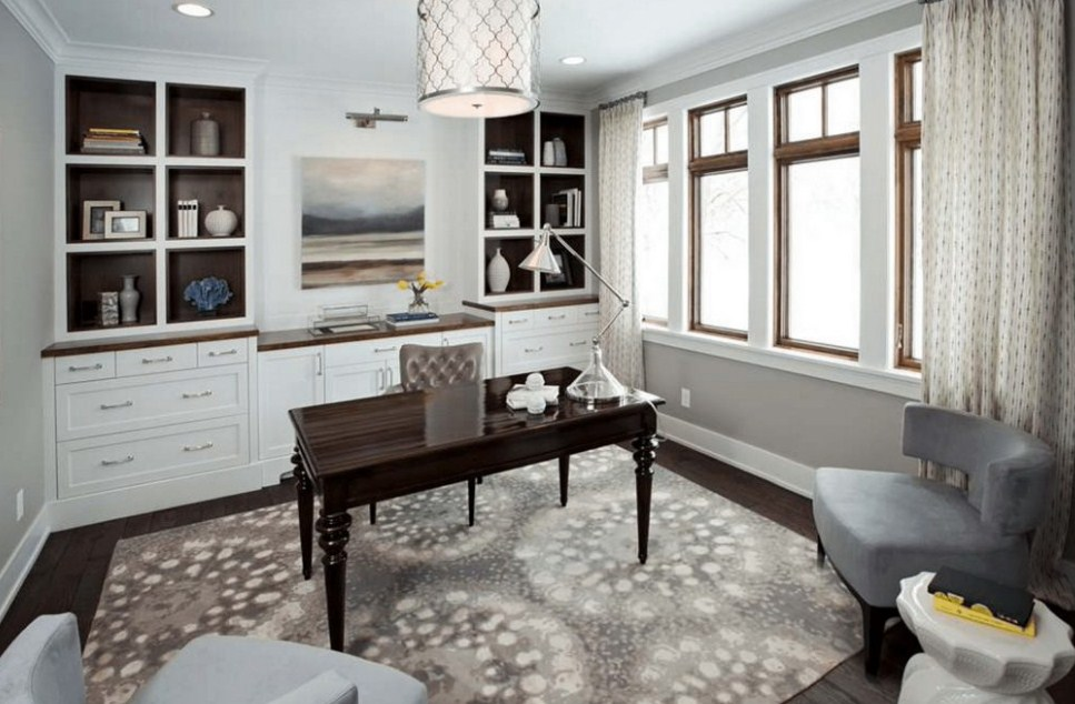 home office modern decor ideas