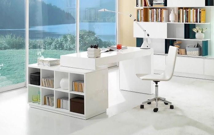 home office modern desk for your workspace