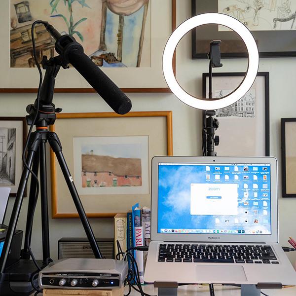 Home Office Zoom Lighting Jpeg
