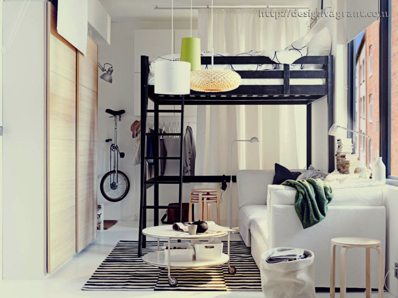 How To Create Small Space Interesting Bedroom Ideas Small Spaces