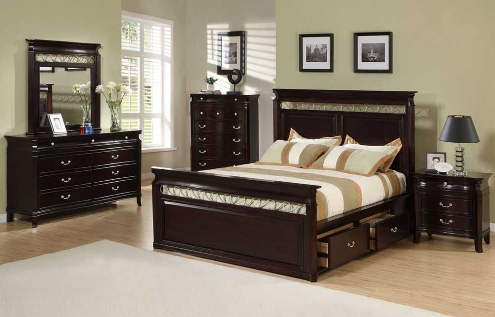 How To Make Queen Size Custom Bedroom Sets Designs