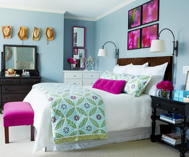 I Love This Color Combo Blue Master Bedroom Color Scheme New Bedrooms With Color