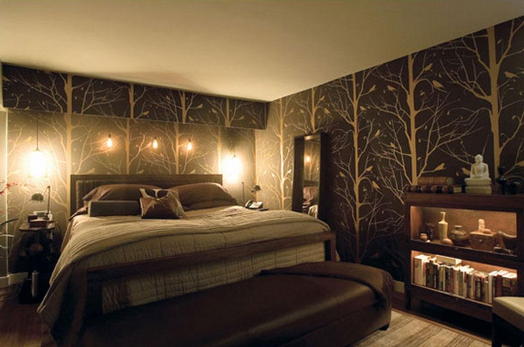 ideas bedroom wallpaper designs on contemporary and warm modern bedroom wallpaper designs ideas
