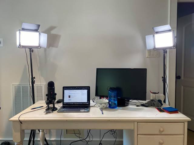 Lighting For Home Office Video Conference