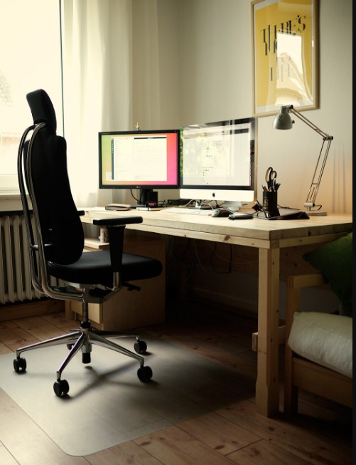 minimalist home office desk design ideas oak inspirationfeed decoration