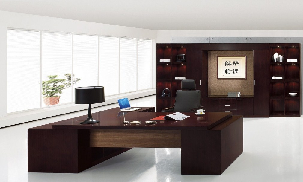 Modern Executive Home Office Desks