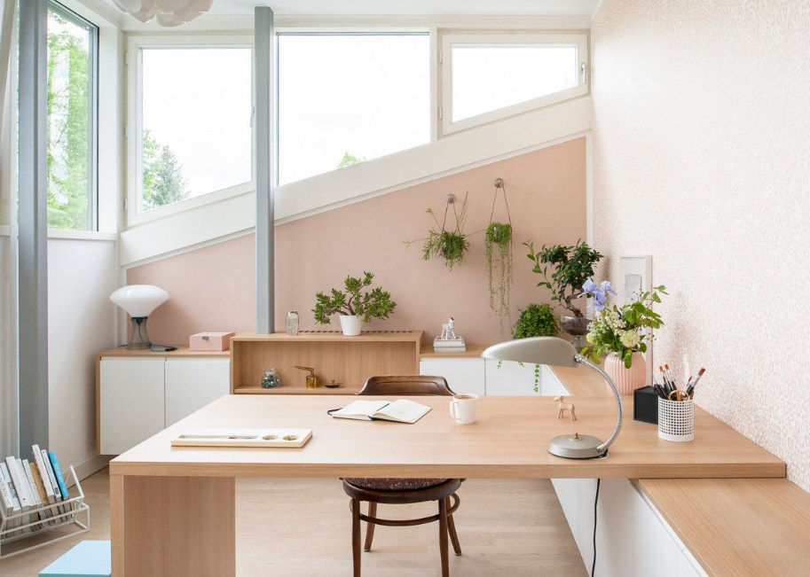 modern home home office