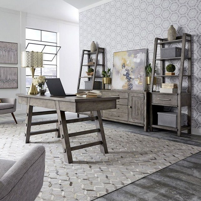 Modern Home Office Furniture Ideas Furniture In Dusty Charcoal