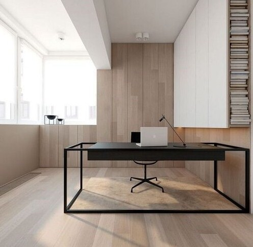 Modern Minimalist Home Office Ideas And Designs