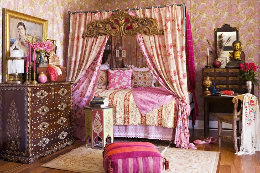 Refined Boho Chic Bedroom Designs Digsdigs Minimalist Bohemian Bedroom Design