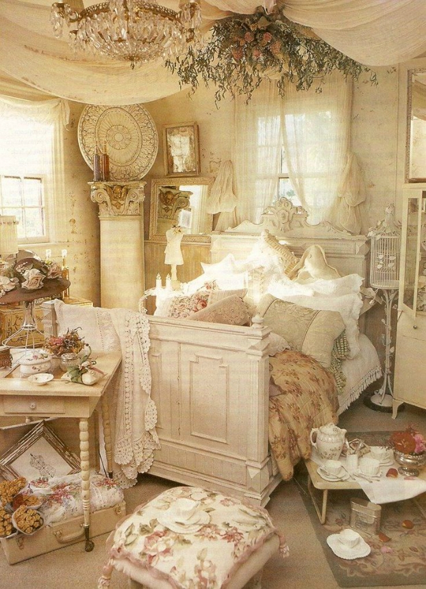 Shab Chic Bedroom Decorating Ideas Decoholic Inspiring Ideas For Shabby Chic Bedroom