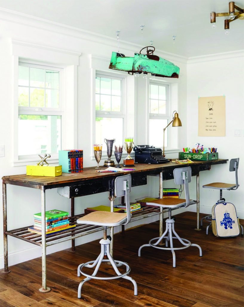 Unique Home Office Lighting Design For Your Cozy Home