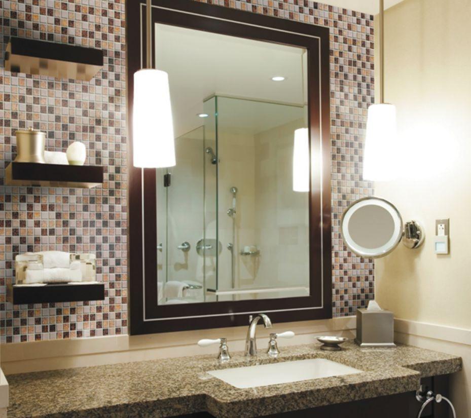 bathroom backsplash basics pictures and dimensions impressive backsplash in bathroom