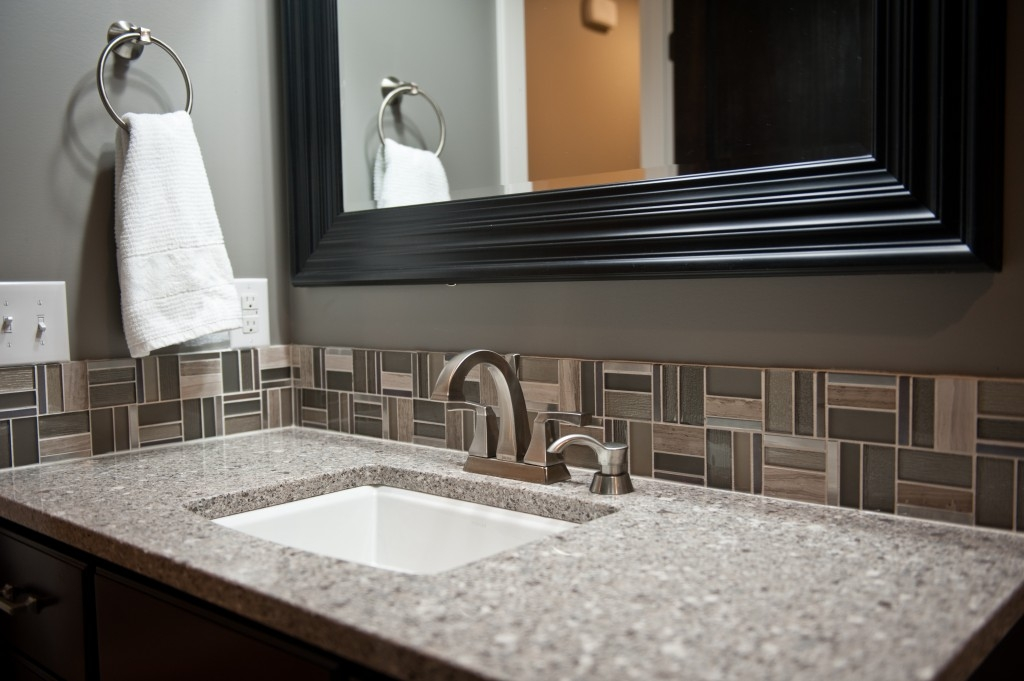 Bathroom Backsplash Rainwood Interiors Luxury Bathroom Backsplash