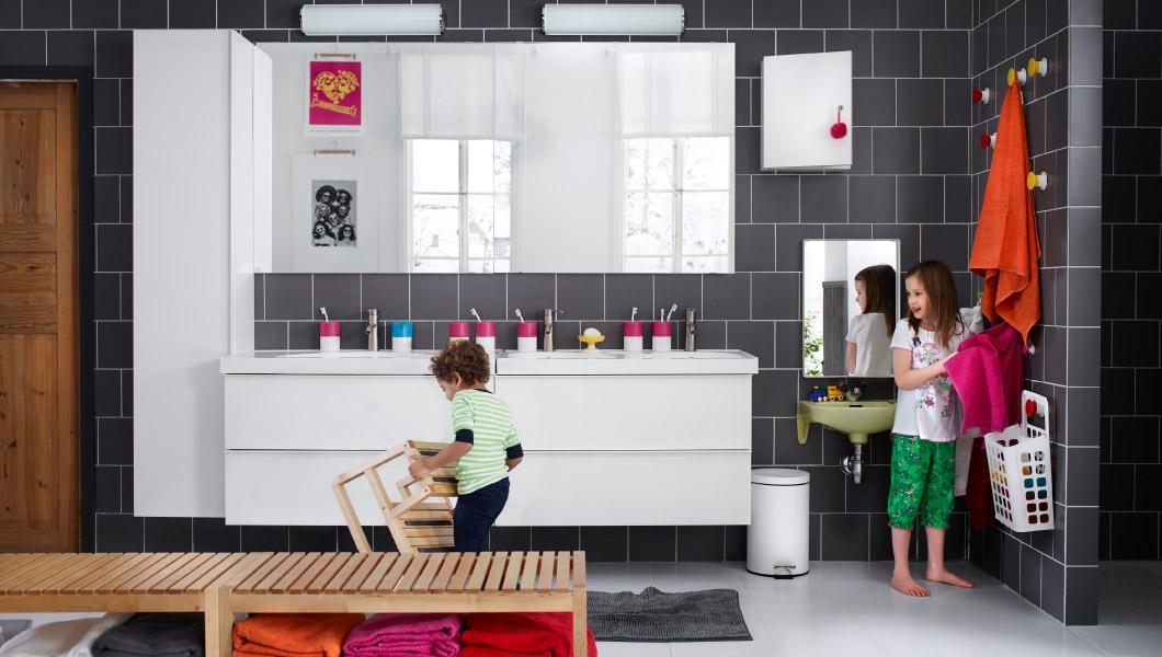 Bathroom Built For Kids Elegant Ikea Bathroom Design