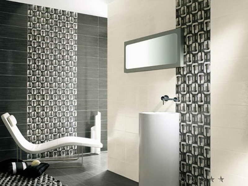 Bathroom Tile Design Patterns With Grey Colour Httplanewstalk Modern Design Bathroom Tile