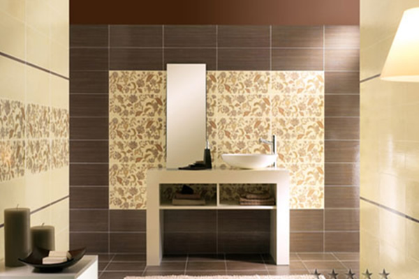 bathroom tile wall designs unique wall designs with tiles