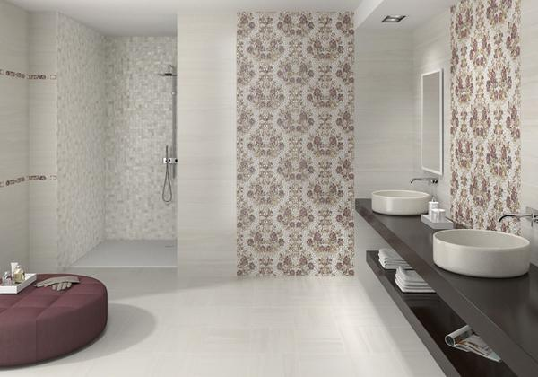 Bathroom Wall Tile Designs Awesome Bathroom Wall Designs