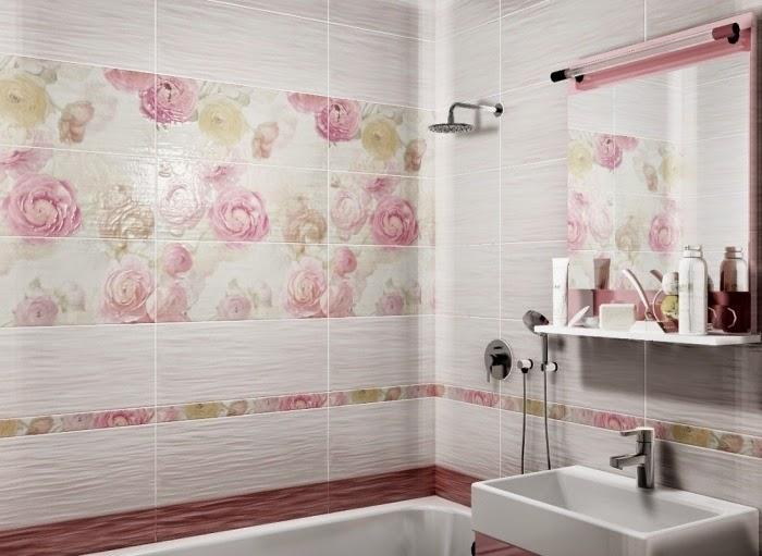 Bathroom Wall Tiles Design Adorable Bathroom Wall Tiles Design Ideas