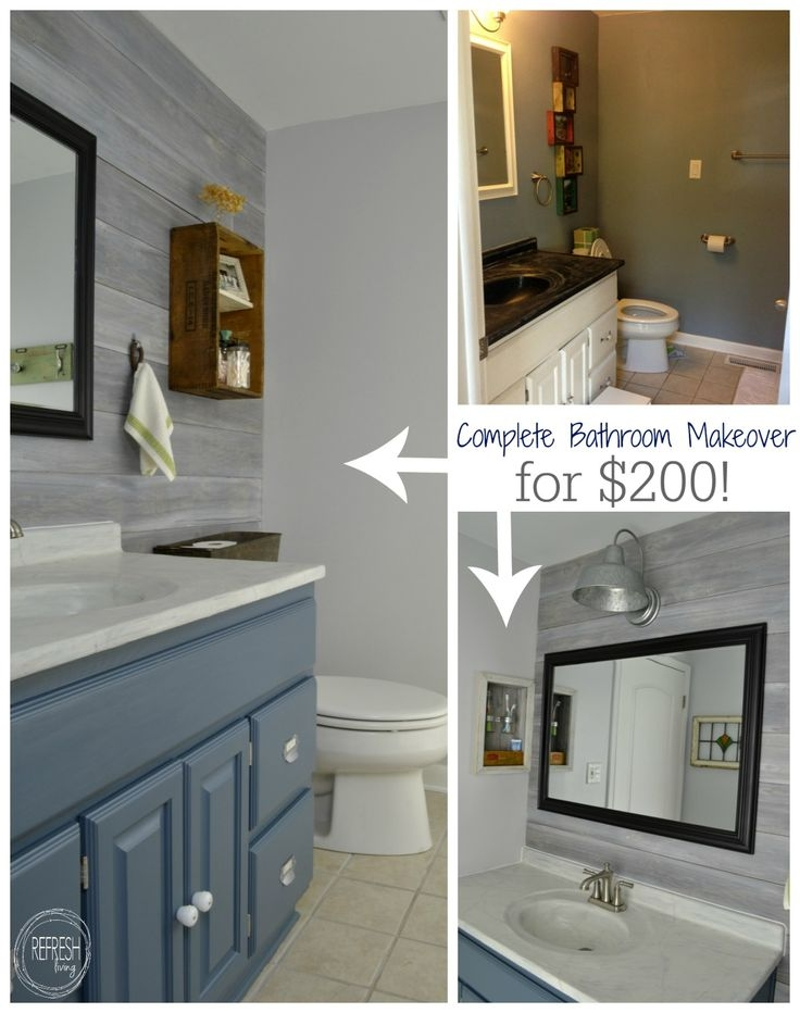Best Ideas About Cheap Bathroom Remodel On Pinterest Impressive Cheap Bathroom Designs