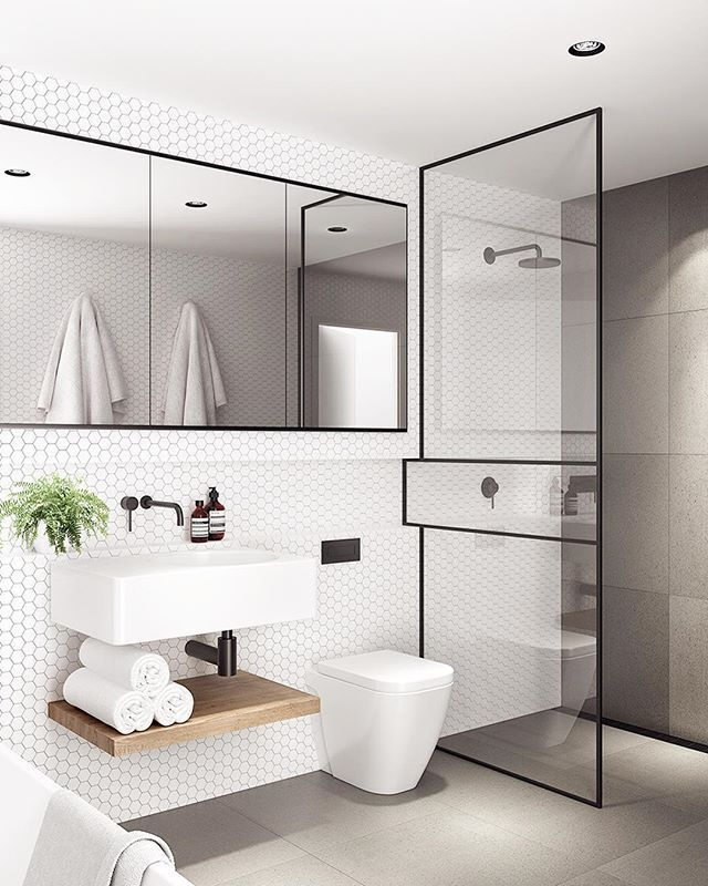 Best Ideas About Modern Bathroom Design On Pinterest Modern Inspiring Bathroom Design