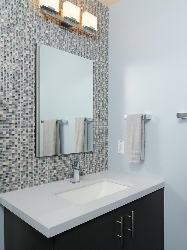 Best Images About Bath Backsplash Ideas On Pinterest Mosaic Beautiful Bathroom Backsplash