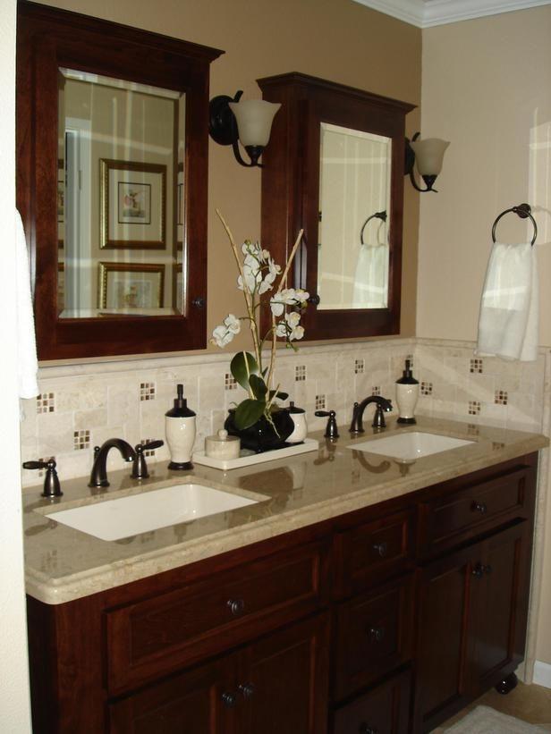 Best Images About Bath Backsplash Ideas On Pinterest Mosaic Minimalist Bathroom Vanity Backsplash Ideas