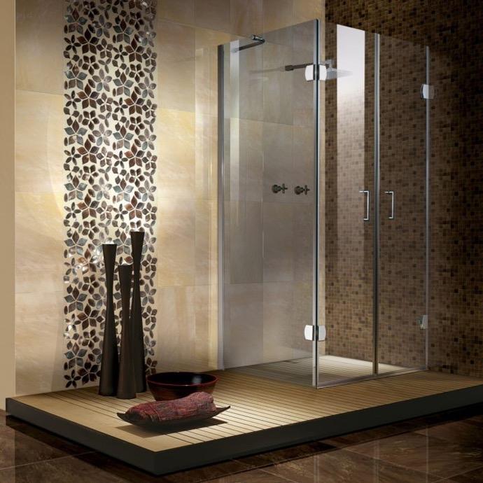 Chic Inspiration Mosaic Tile Designs Bathroom Decoration Ideas Cool Bathroom Mosaic Tile Designs
