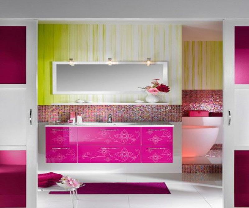 Colorful Bathroom Designs Home Design Ideas Elegant Colorful Bathroom Designs