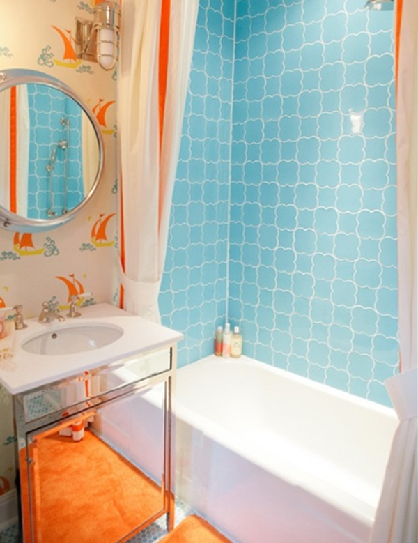Colorful Bathroom Ideas Racetotop Beautiful Colorful Bathroom Designs