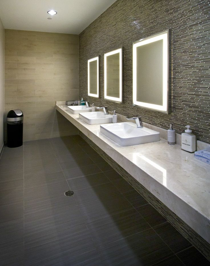 Commercial Bathroom Magnificent Restroom Design