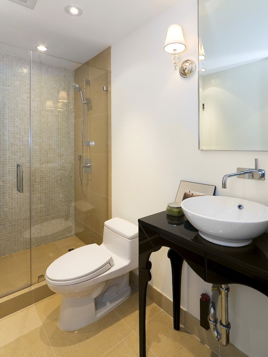 Ensuite On Fascinating Small Bathroom