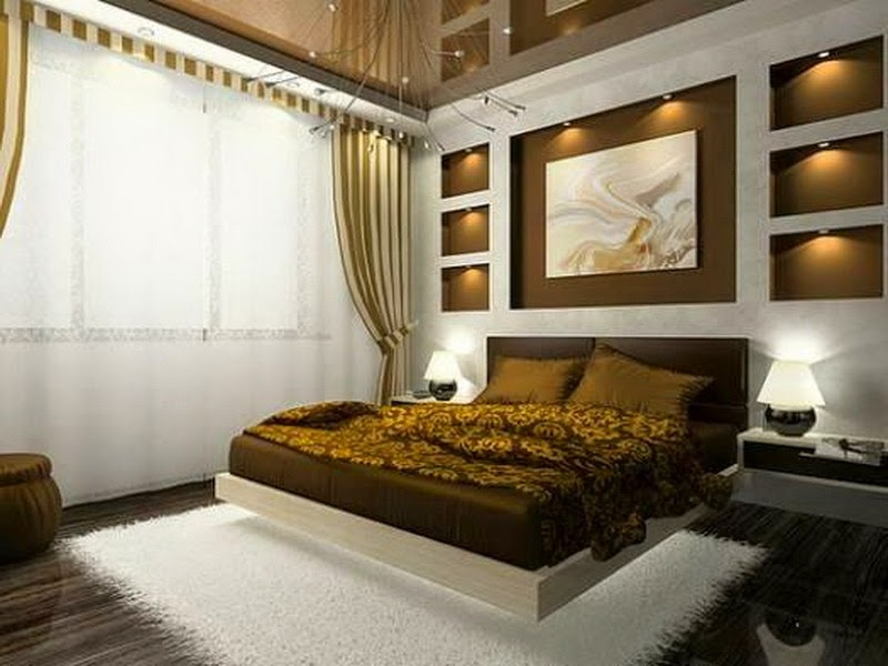 Interior Design Wall Decor Contemporary Decoration Interior Wall Inspiring Bedrooms Walls Designs