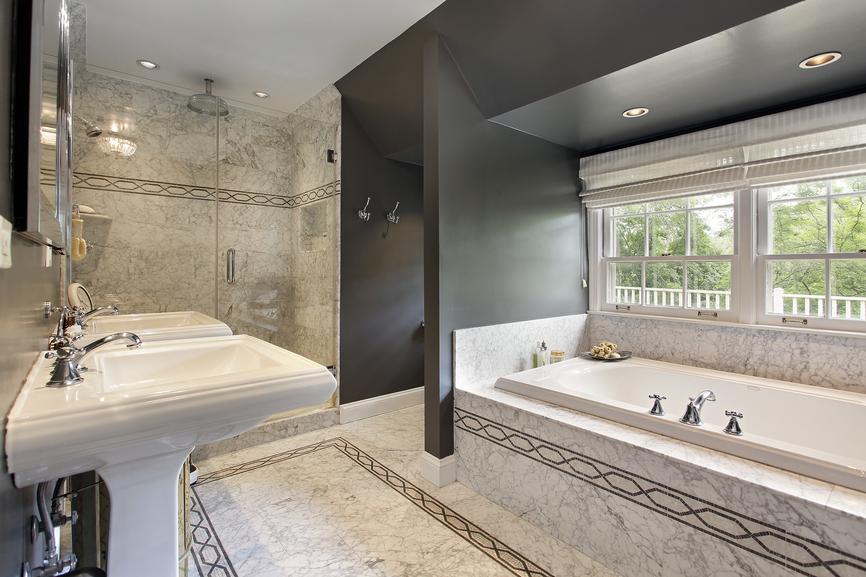 Luxury Custom Bathroom Custom Luxury Bathroom