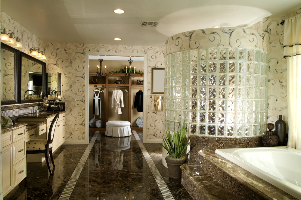 Luxury Custom Bathroom Unique Luxury Bathroom